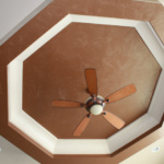 Living Room Ceiling (Craftsman)