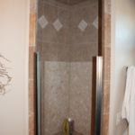 Master Walk-in Shower (Craftsman)