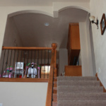 View Upstairs (Craftsman)