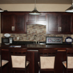 Full Wet Bar on Lower Level (Waterstone)
