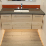 Floating Bathroom Vanity (Stone Creek)