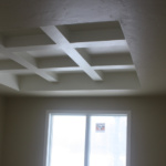 Coffered Ceiling (Lilac)