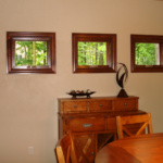 Dining Area Windows (Forest Glenn Custom)
