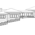 Design Elevation (Wood Lake)