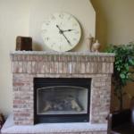 Great Room Fireplace (Elk Trail)