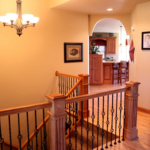 Foyer with View into Kitchen (River Forest)