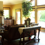 Great Room with Beautiful View of Woods (Northwoods)