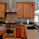 Main Level Kitchen (Wood Lake)