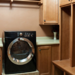 Mud/Laundry Room with Lockers (Newton Le Stone)