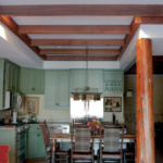 Lower Level Kitchen (Wood Lake)