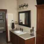 Master Bathroom (The Silvercrest)