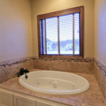 Master Bathroom Tub (Scotch Pine)