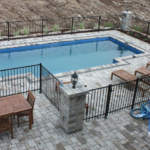 In-ground Swimming Pool (Rose Meadow)