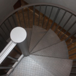 Spiral Staircase (The Hideaway)