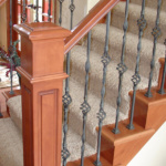 Wrought Iron Stairs (Elk Trail)