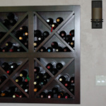 Custom Wine Rack (Waterstone)